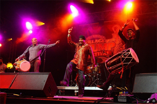 World music bands help urban audiences connect with nature: performer insights from the 20th Rainforest World Music Festival