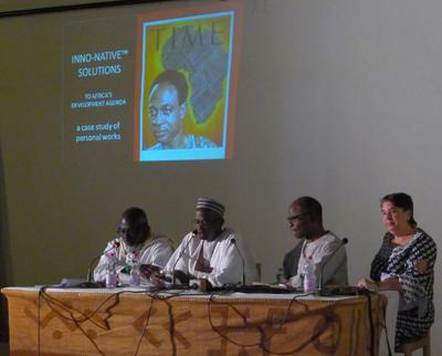 African Renaissance Symposium - Photo by Evangeline Kim