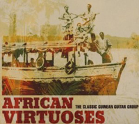 Les Virtuoses Diabate -  African Virtuoses - The Classic Guinean Guitar Group