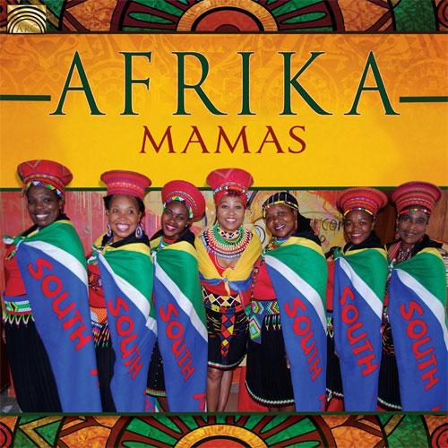 Afrika Mamas - Afrika Mamas (ARC Music EUCD 2630, 2016)