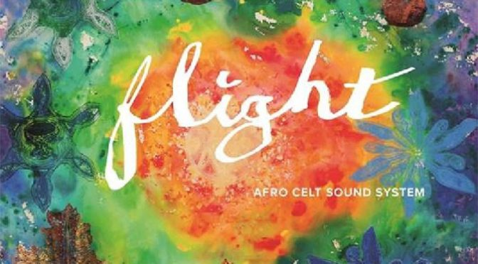Flight by Afro Celt Sound System Tops the December 2018 Transglobal World Music Chart