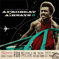 Various Artists - Return Flight to Ghana 1974-1983 - Afrobeat Airways 2