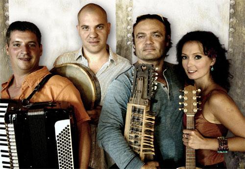 Ágnes Herczku & Nikola Parov Quartet