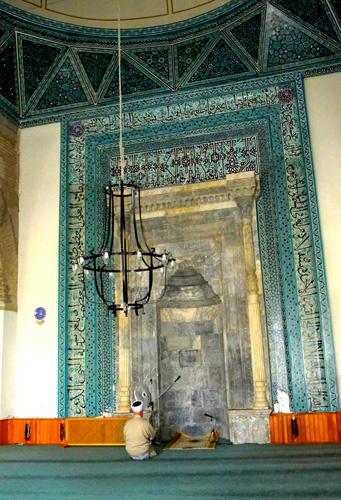 Alaeddin Mosque — Photo by Evangeline Kim