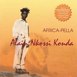 Alain Nkossi Konda - Africa-Pella