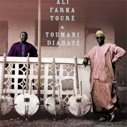 Ali Farka Touré and Toumani -  Ali & Toumani