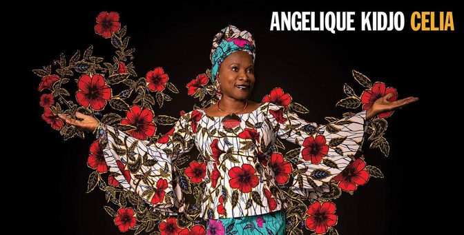 Angelique Kidjo's Celia Tops the August 2019 Transglobal World Music Chart