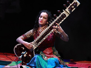 Anoushka Shankar - Photo by Romel Dutta
