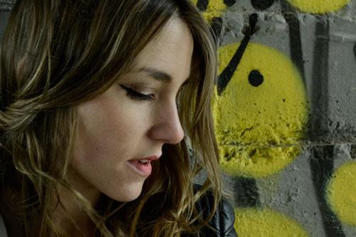 Ariadna Castellanos - Photo by Jorge Calvo