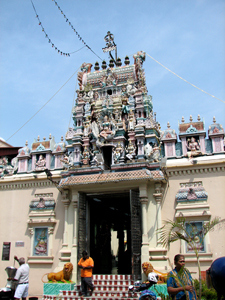 Arulmigu Sri Mahamariamman Temple, the oldest Hindu temple in Penang