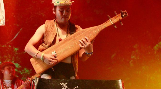 Dazzling Global Diversity at the Rainforest World Music Festival 2019