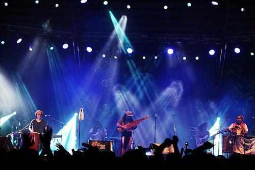 Dazzling Global Diversity At The Rainforest World Music Festival 2019 World Music Central Org