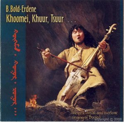 Tsuur recording by B. Bold-Erdene