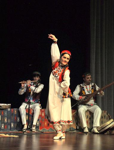 Badakshan Ensemble — Photo by Evangeline Kim