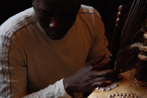 Fama denke: An old Malian song