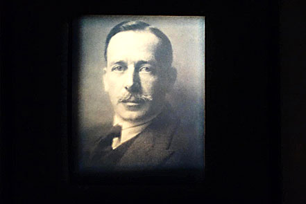 Baron Rodolphe d'Erlanger (1872-1932)