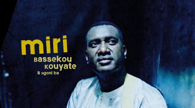 Bassekou Kouyate's Impeccably Crafted Music