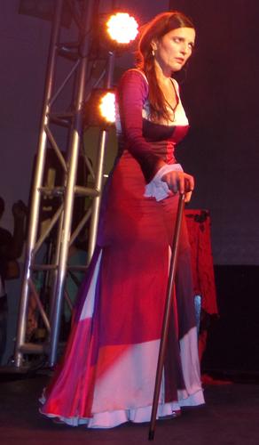 Bettina Castaño-Sulzer - Photo by Madanmohan Rao