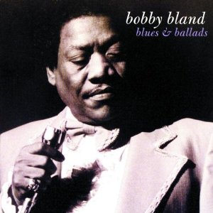 "Bobby ""Blue"" Bland on the cover of his album Blues & Ballads"