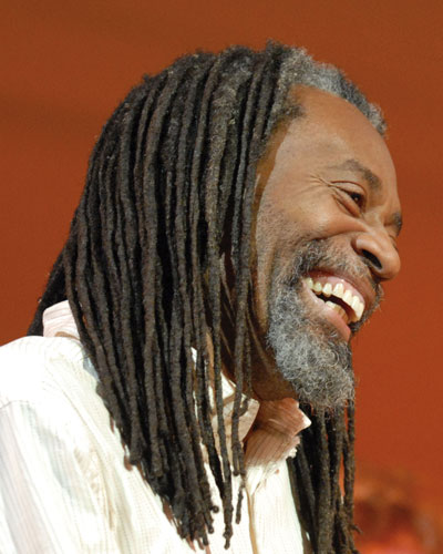 Bobby McFerrin - Phto by Thomas Schloemann