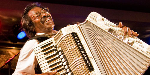 Zydeco Master Stanley 'Buckwheat' Dural Dies at 68