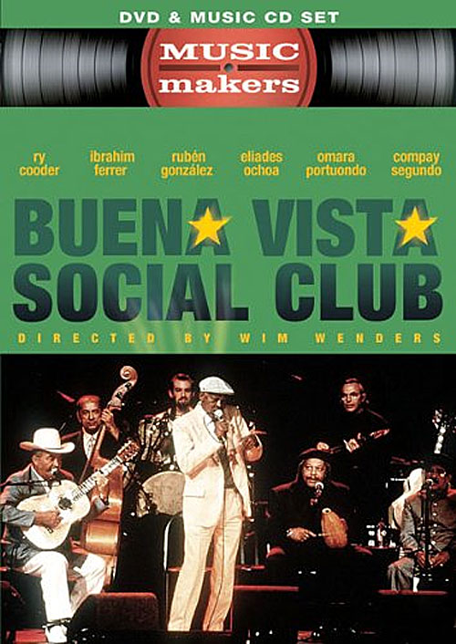 buena vista social club cd review