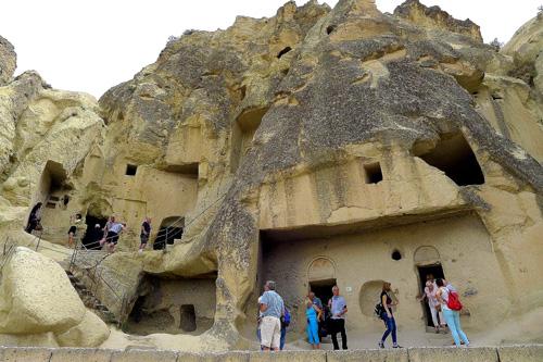 Cappadocia — Photo by Evangeline Kim