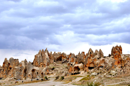 Cappadocia — Photo by Evangeline Kim