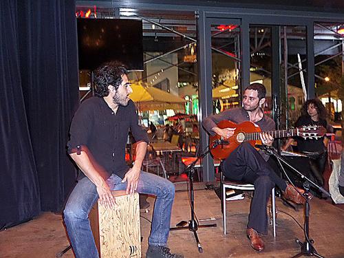 Chris y Miguel (California & Mexico)