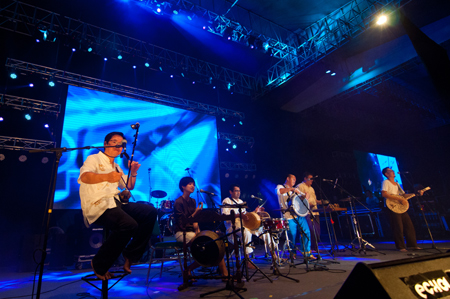 Culture Shot - Photo by Leong Kean Hong, courtesy of Penang World Music Festival