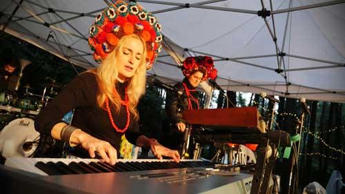 DAGADANA (Poland Ukraine) at 2016 Jeju World Music Oreum Festival