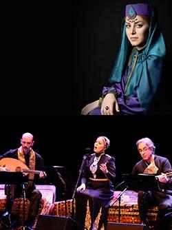 Dastan Ensemble & Mahdieh Mohammadkhani