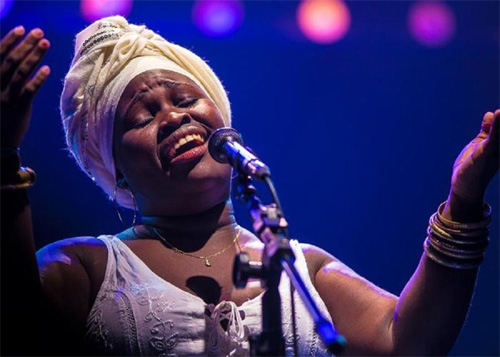 Cuban Star Daymé Arocena to Perform at Skirball Cultural Center 2017 Sunset Concerts Series