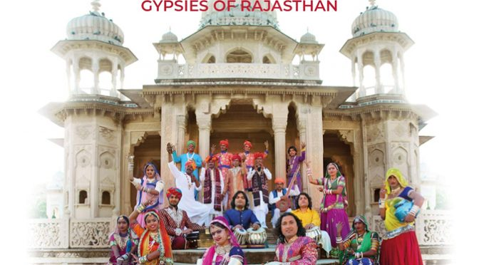 The Musical Joy of the Gypsies of Rajasthan