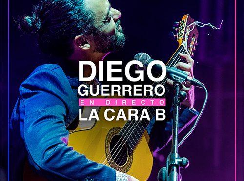Flamenco Innovator Diego Guerrero Releases Cara B