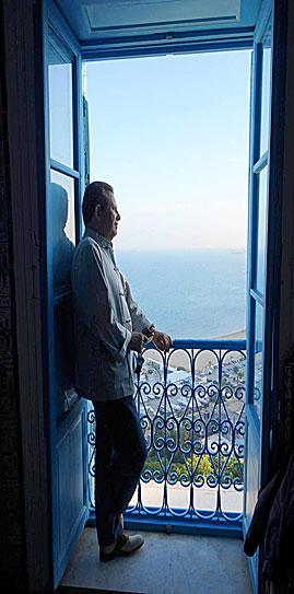 Dr. Souhaib Meddeb, Sidi Bou Said