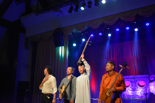 Mongolian music | World Music Central org
