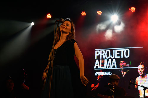 Projeto Alma - Photo courtesy of EXIB 2016