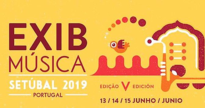 Ibero-American Showcase and Conference EXIB Música 2019 to be Held in Portugal