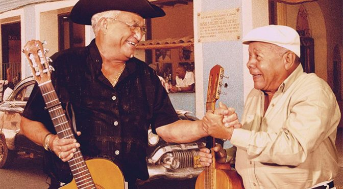 Two Giants of Cuban Guitar