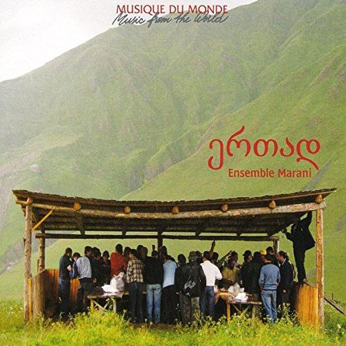 Ensemble Marani - Polyphonies de Géorgie