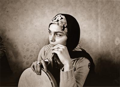 Fargana Qasimova - Photo by Sebastian Schutyser - Aga Khan Foundation