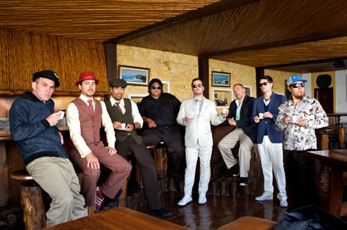 Fat Freddy's Drop - Photo by Kerry Brown