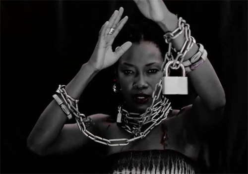 Fatoumata Diawara Releases End Slavery Video
