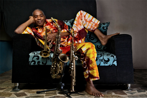 Interview with Afrobeat Master Femi Kuti