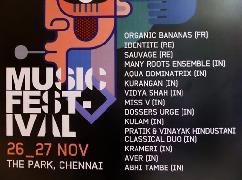 IndiEarth xChange 2016, Chennai: Weekend conference and festival of world music and indie acts