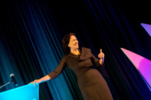 Fiona Shaw - Photo Credit: Association of Performing Arts Presenters/ Gabi Porter