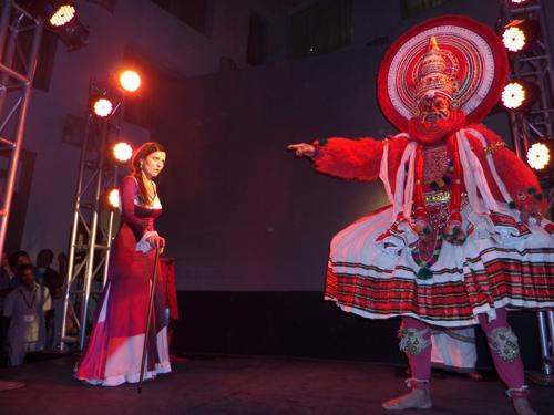 Flamenco Kathak - Photo by Madanmohan Rao