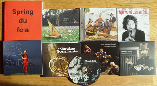 Forde artist CDs