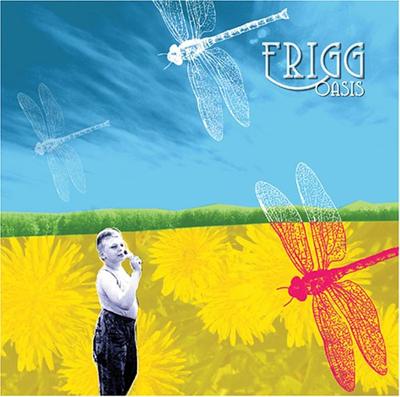 Frigg - Oasis